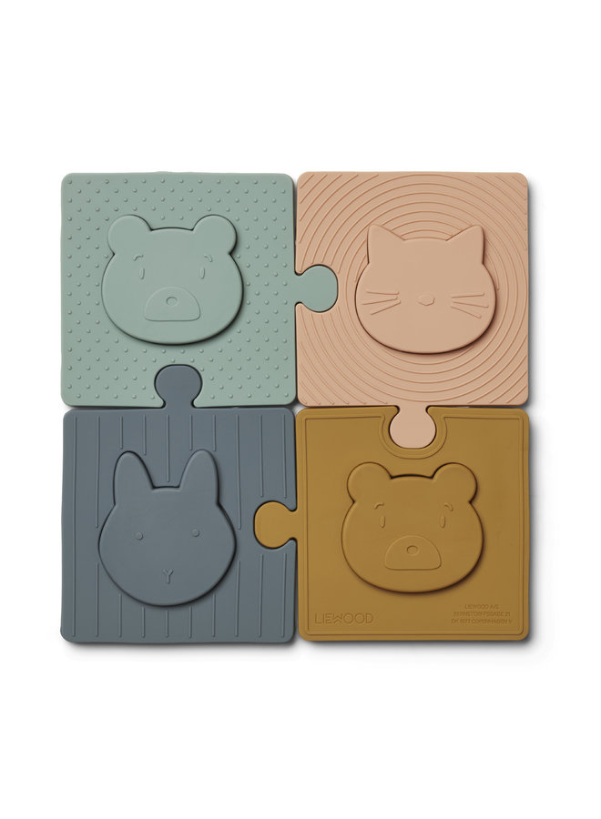Liewood - Bodil Puzzle - Multi Mix