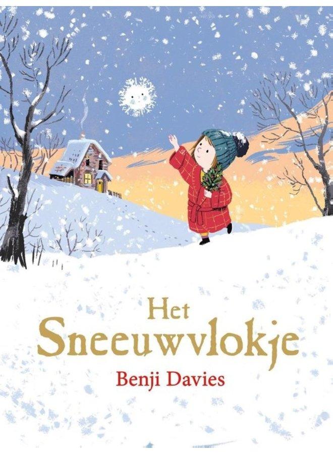 Luitingh - Benji Davies - Sneeuwvlokje