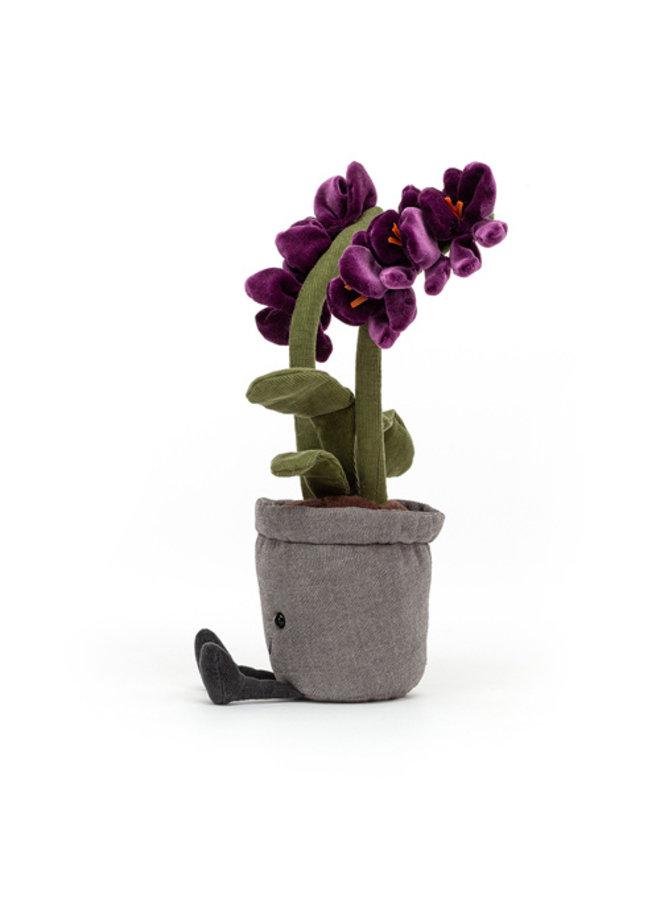 Jellycat - Amuseable Purple Orchid