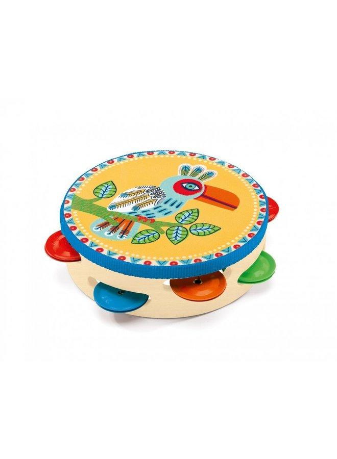 Djeco - Animambo - Tambourine