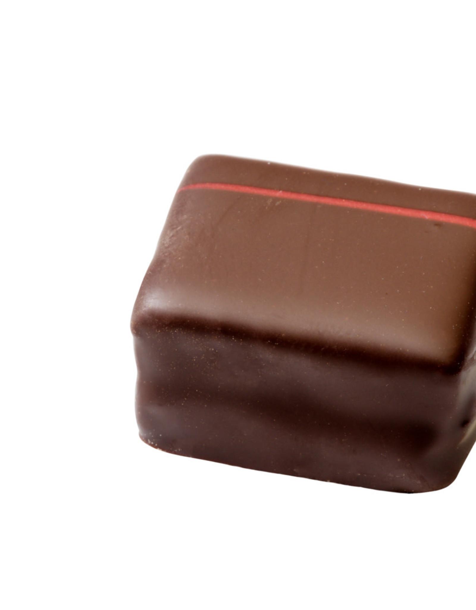 Visser Chocolade Bosaardbei Peper