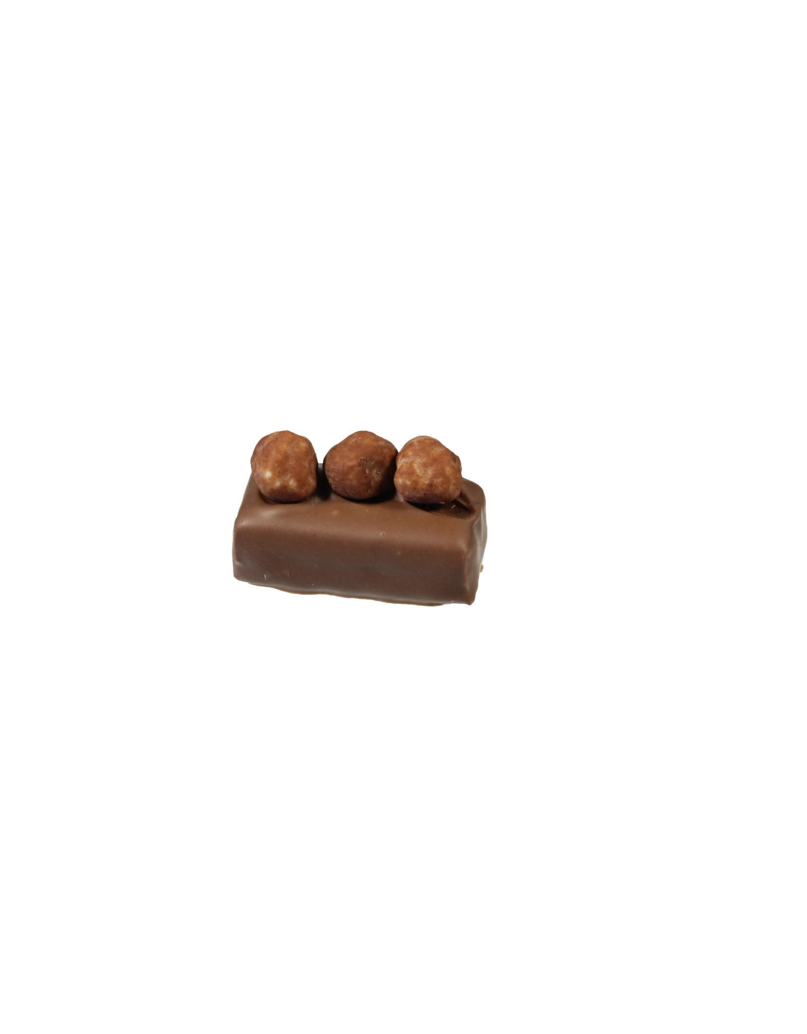 Visser Chocolade Mokka Driebalk