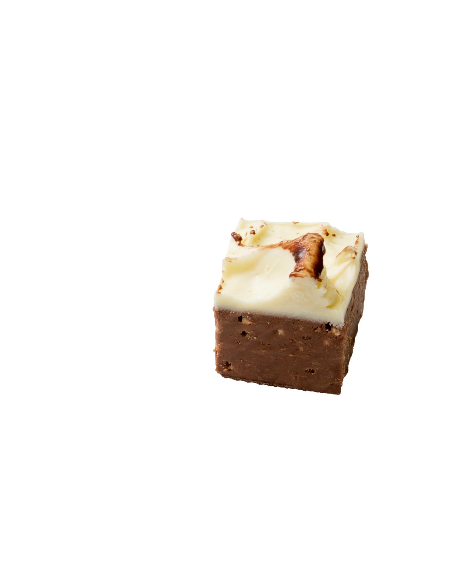 Visser Chocolade Rijstcrispy