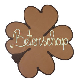 Visser Chocolade Klaver - Beterschap