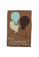 Visser Chocolade Plaat - Ballonnen
