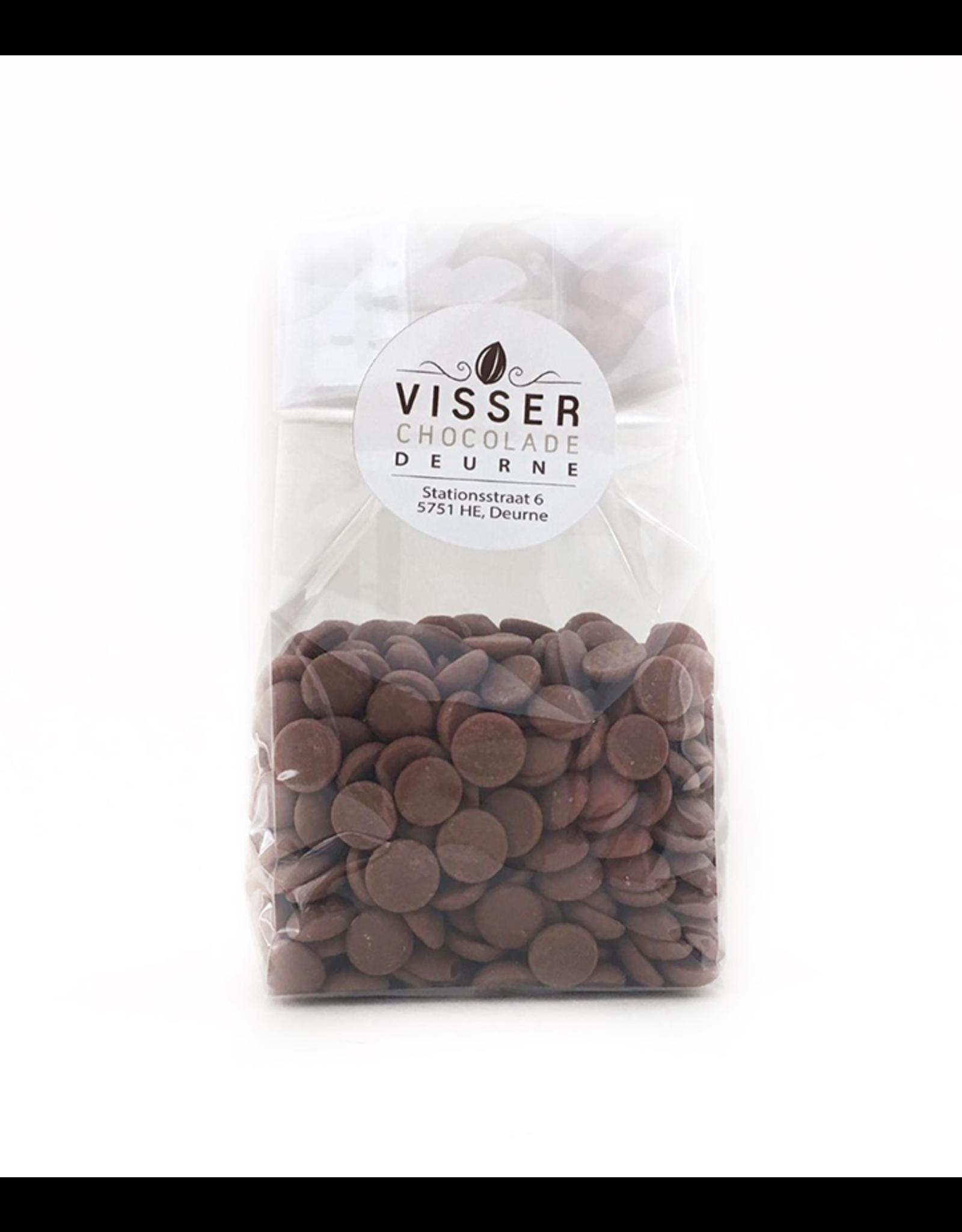 Visser Chocolade Calletjes - Melk