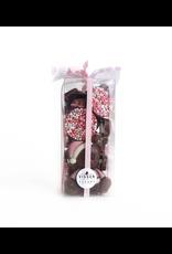 Visser Chocolade Koker - Baby - Roze