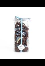 Visser Chocolade Koker - Baby - Blauw