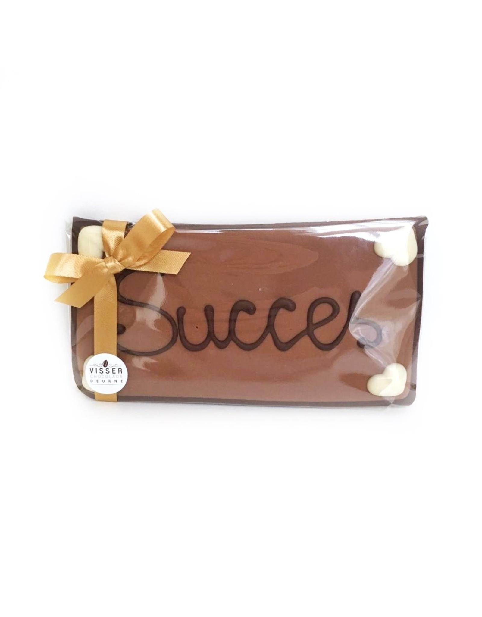 Visser Chocolade Succes - Klein