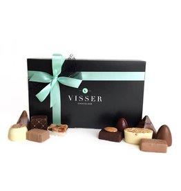 Visser Chocolade Doos - XL - 54 stuks