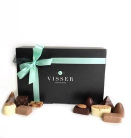 Visser Chocolade Doos - Kilo - 68 stuks