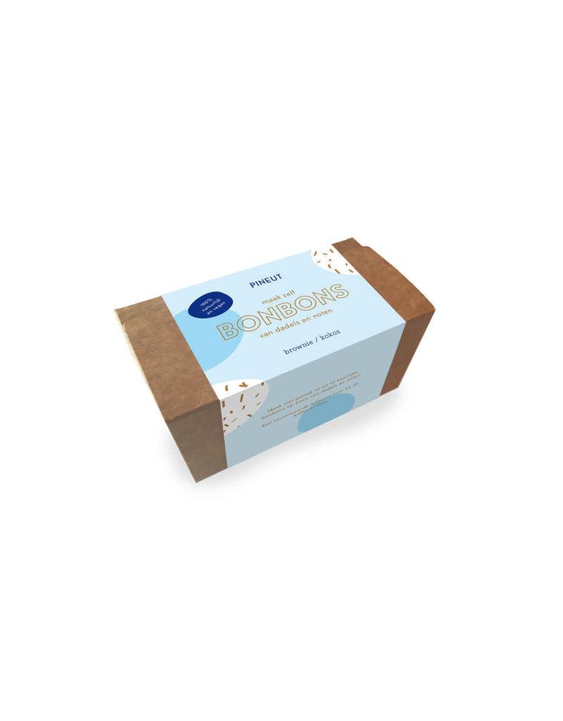 Pineut Bonbons - Brownie-Kokos