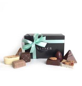 Visser Chocolade Doos - S - 18 stuks