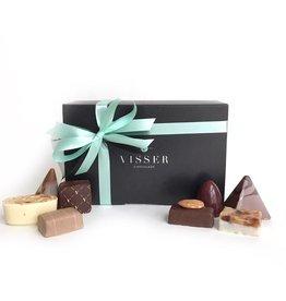 Visser Chocolade Doos - M - 27 stuks