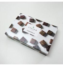 Visser Chocolade Caramels