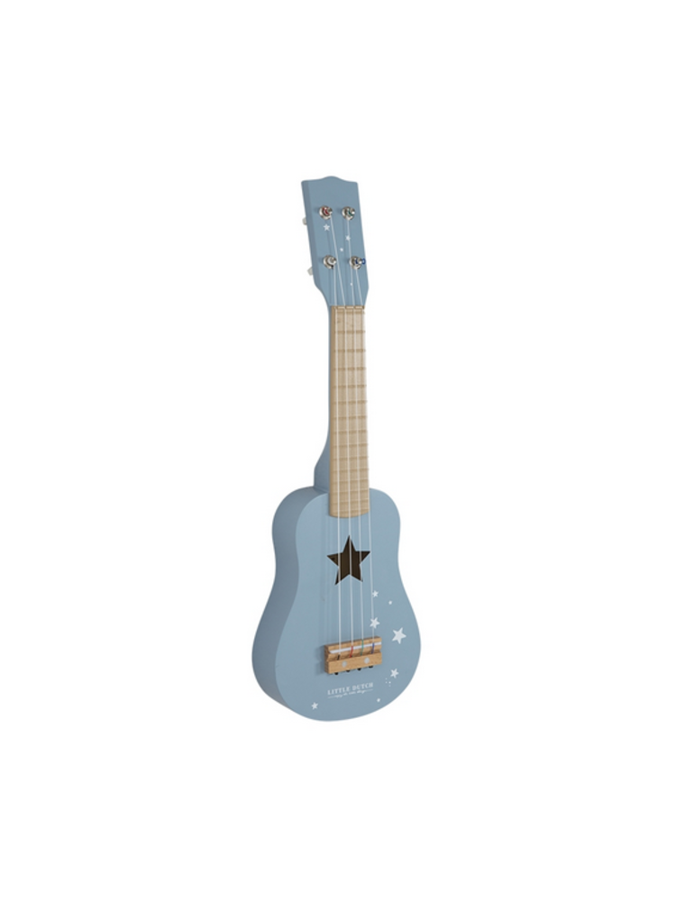 Little Dutch Gitaar - adventure blue