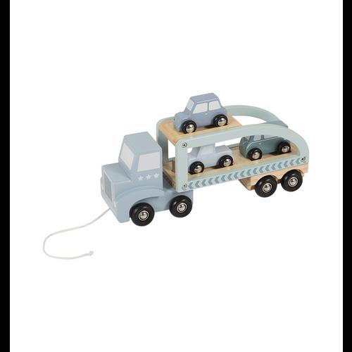 Little Dutch Truck hout - mint