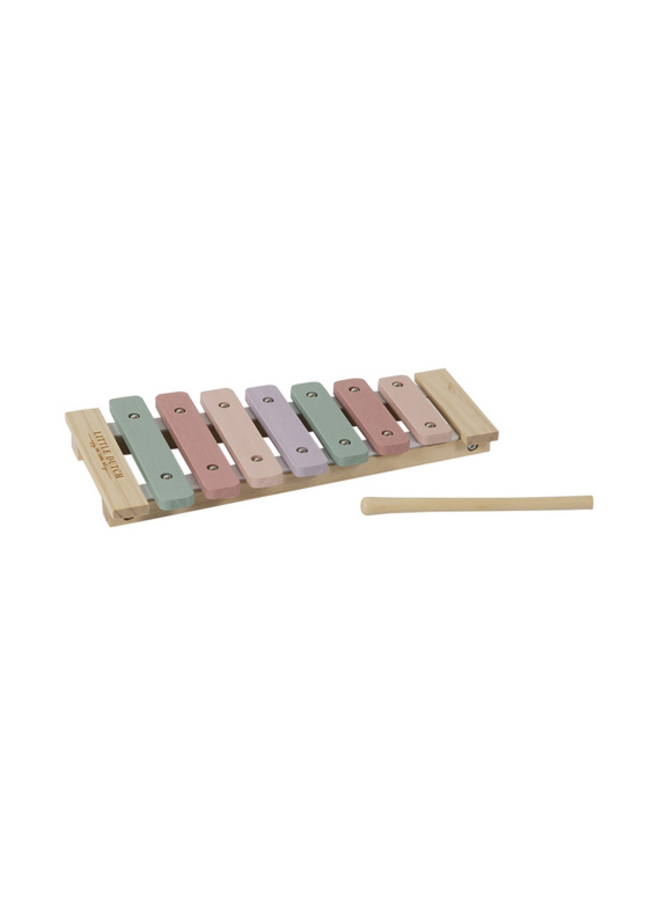 Xylofoon - adventure pink