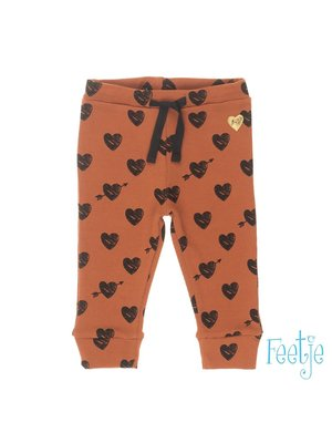 Feetje Broek AOP - Made With Love