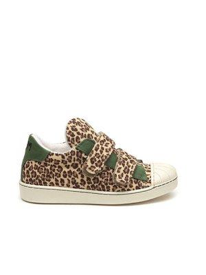 Bear & Mees Leopard Sneaker