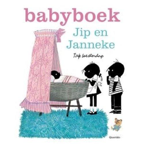 Querido Jip en Janneke: Babyboek meisje