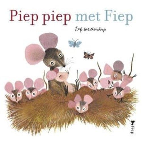 Querido Piep piep met Fiep (karton)
