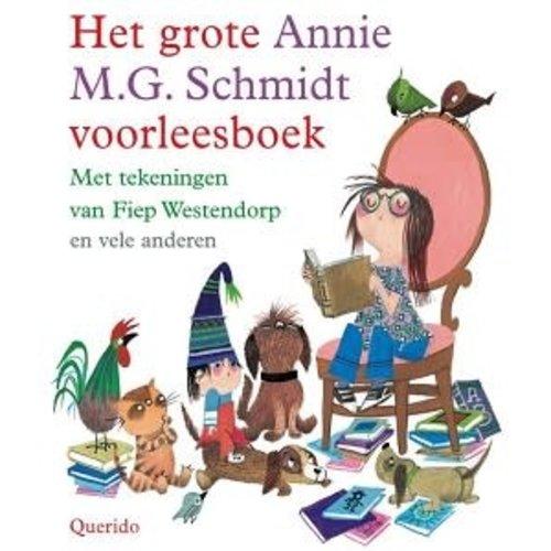Querido Het grote Annie M.G. Schmidt voorleesboek