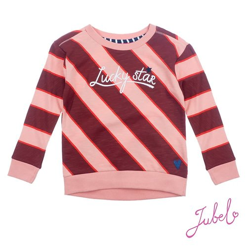 Jubel Sweater streep - Lucky Star