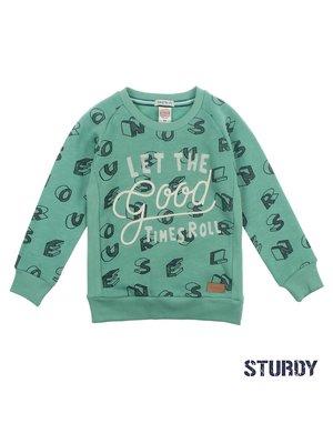 Sturdy Sweater Good Times - Concrete Jungle