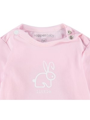 Noppies Longsleeve - Roos - Light Rose
