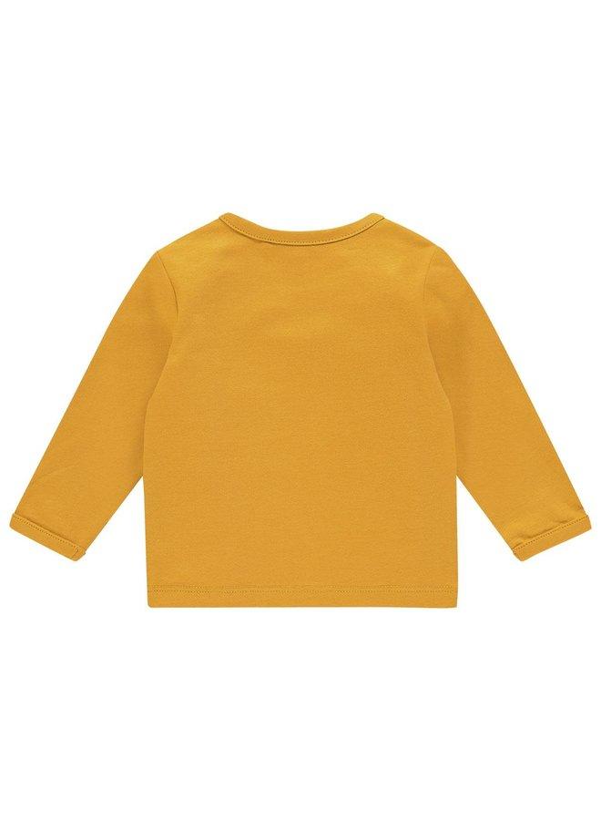 Longsleeve - Hester - Honey Yellow