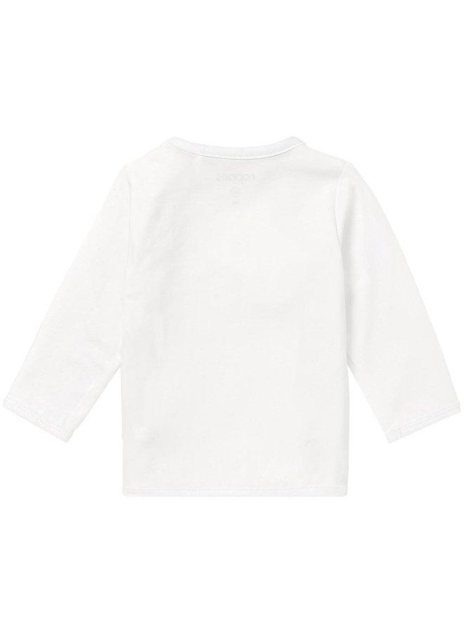 Longsleeve - Little - White