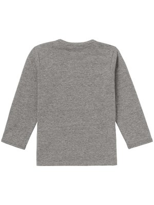 Noppies Longsleeve - Puck - Anthracite Melange