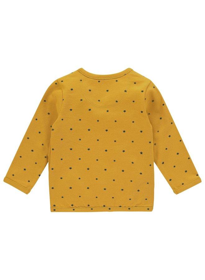 Longsleeve - Taylor - Honey Yellow