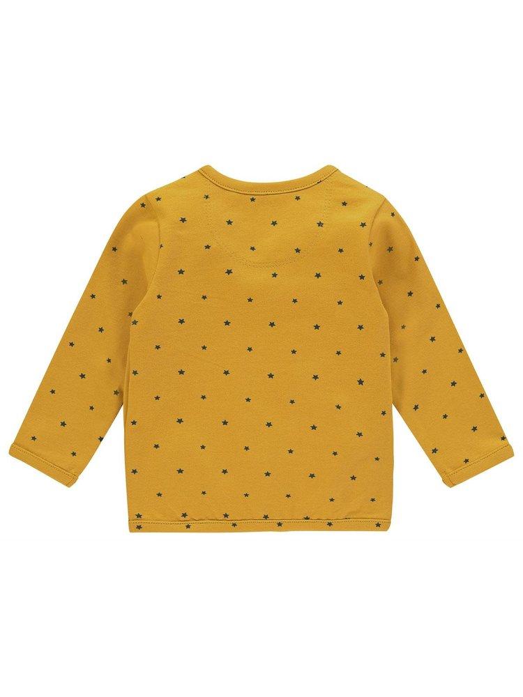 Noppies Longsleeve - Taylor - Honey Yellow