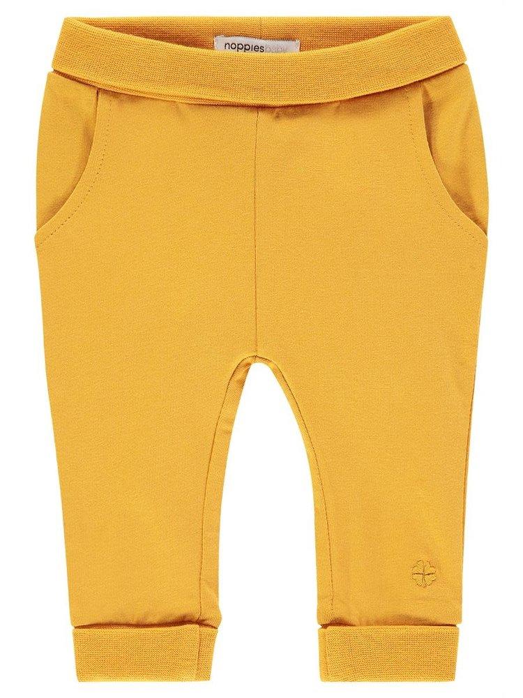 Noppies Broek - Humpie - Honey Yellow