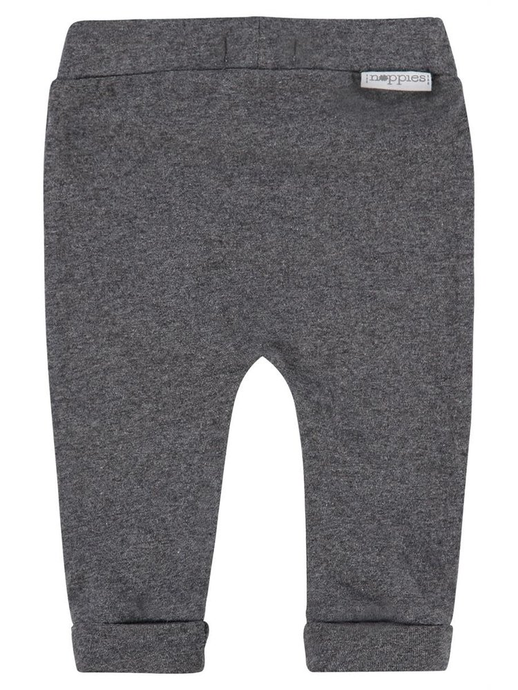 Noppies Broek - Melissa - Dark Grey Melange