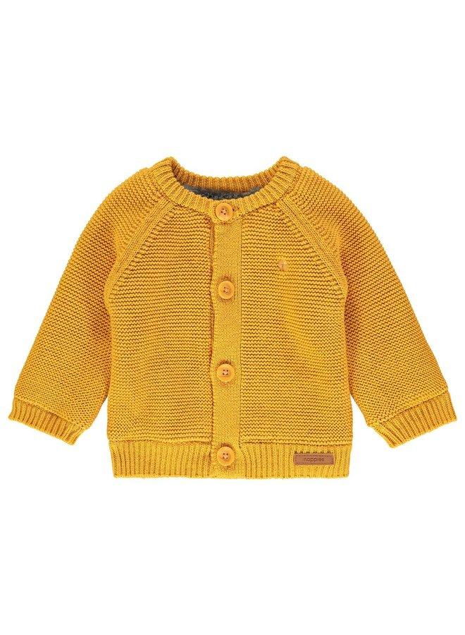 Vest - Lou - Honey Yellow