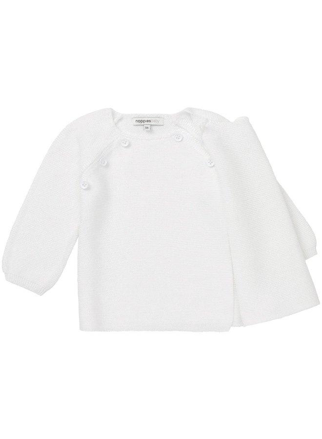 Vest - Pino - White
