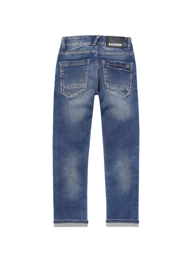 Jeans - Boston - Light Blue Stone