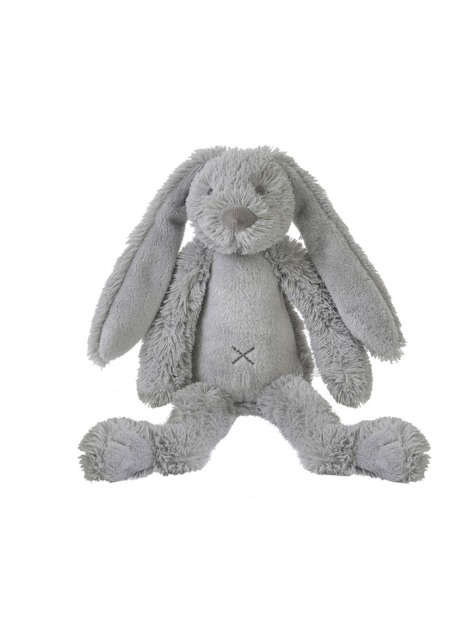 Tiny Grey Rabbit Richie - 28cm