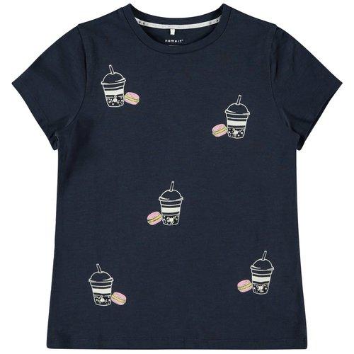 Name It Flatonia - T-shirt - Dark Sapphire