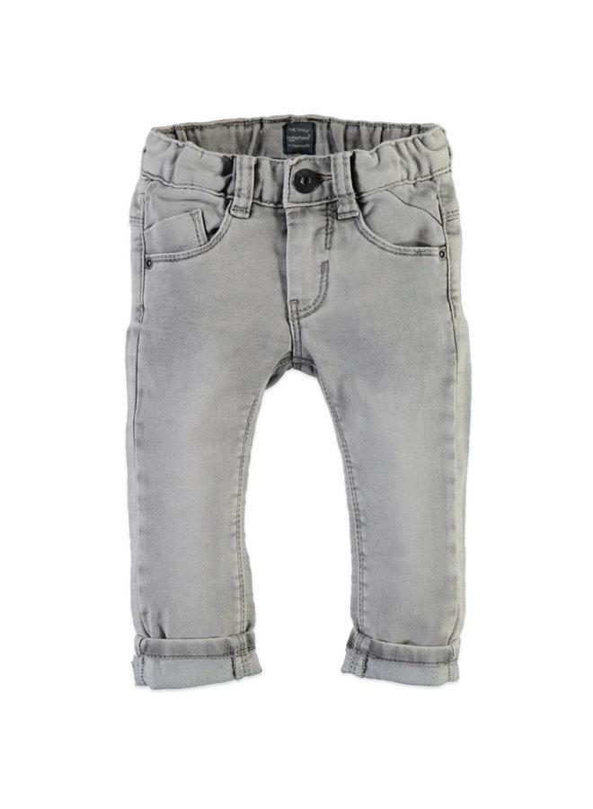 Boys Jogg Jeans - Light Grey Denim