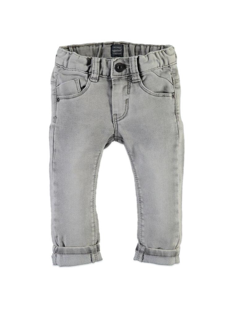 Babyface Boys Jogg Jeans - Light Grey Denim
