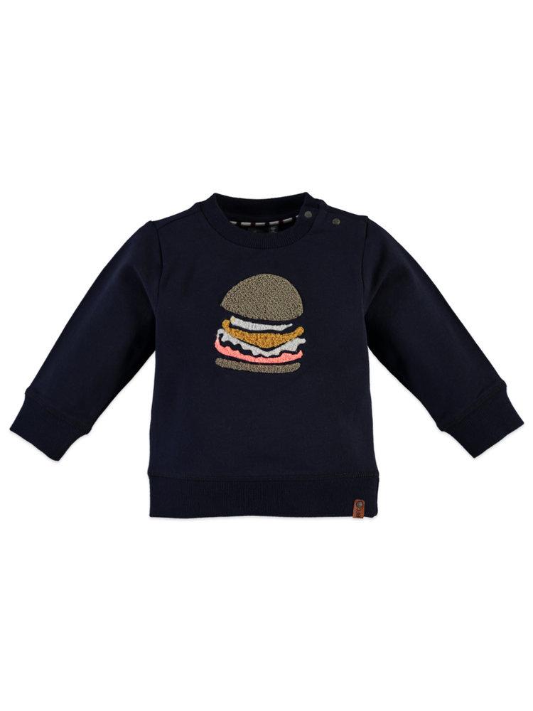 Babyface Boys Sweater - Navy