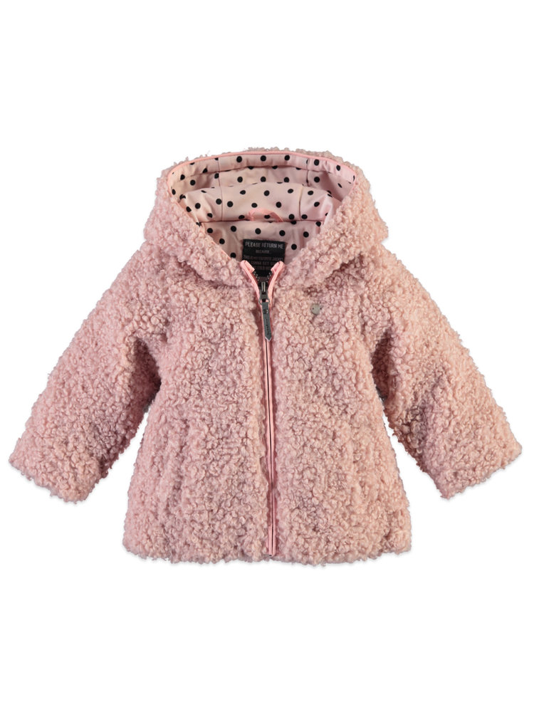 Babyface Girls Jacket - Chalk Pink
