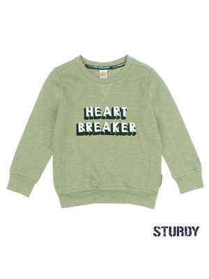Sturdy Sweater Heart Breaker - Tuning Vibes