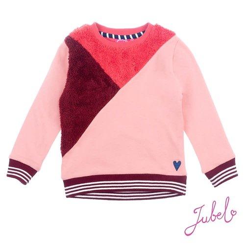 Jubel Sweater met teddy - Lucky Star