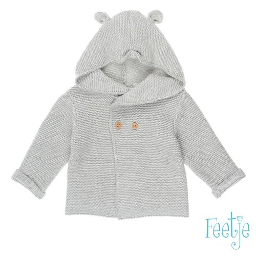 Feetje Vest gebreid - Little Favourite