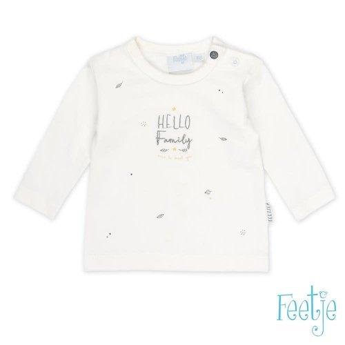 Feetje Longsleeve Hello Family - Little Favourite